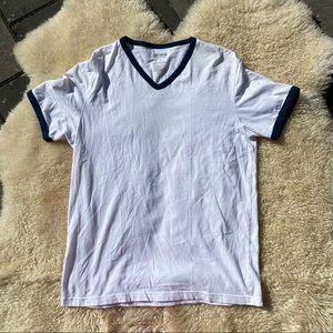 2 FOR $10 - Mens V-Neck T-shirt